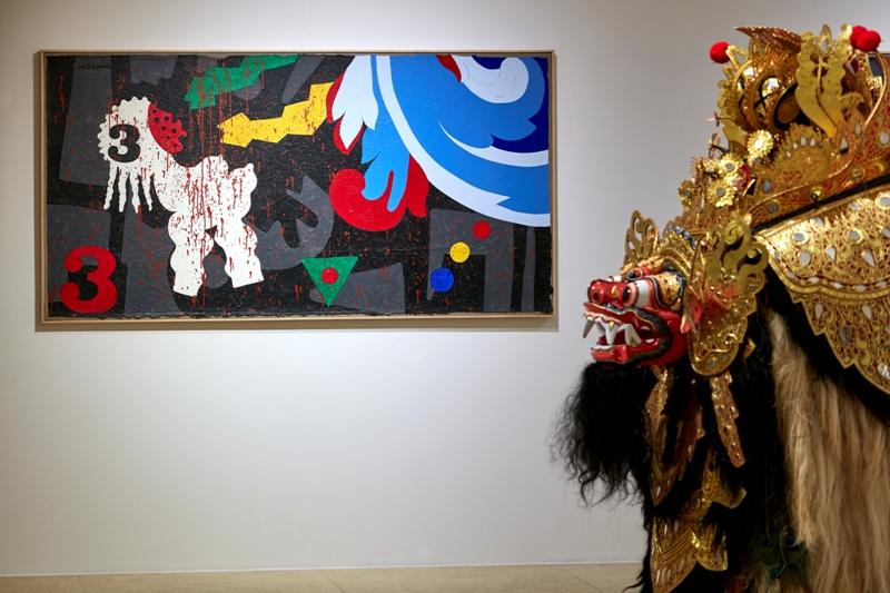 """""""Um Museu do Outro Mundo"""" Museu do Oriente, Lisboa 2018, CREDIT JOSÉ DE GUIMARÃES"""