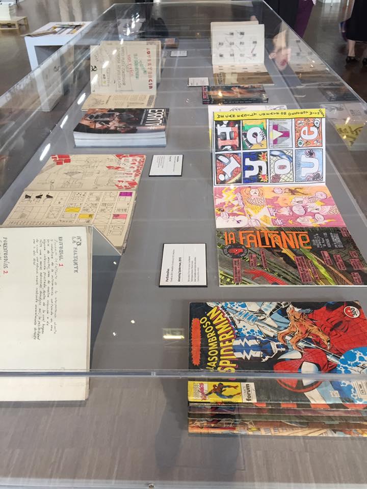 Handmade Books by PorEstosDias, credits PorEstosDias and Cosmopolis