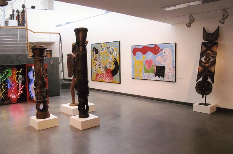 """""""José de Guimarães, Mondi, Corpo e Anima"""" Art Fórum Würth Capena Setembro 2010, CREDIT JOSÉ DE GUIMARÃES"""