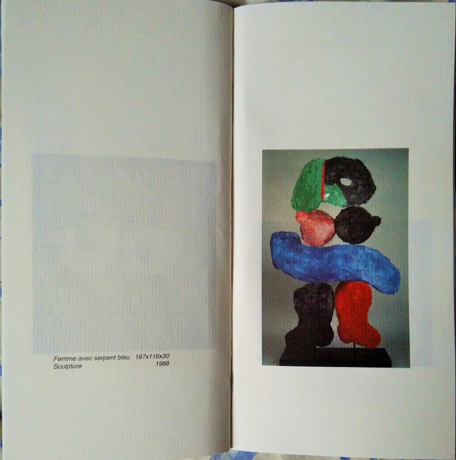 'Les Fetiches', José de Guimarães (Texts: P. Gaudibert, R. Guidieri) 05