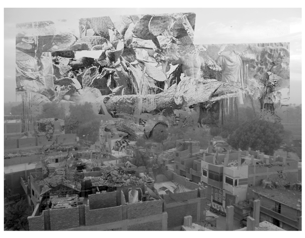 Synchretic Image, courtesy Vincent Chevillon, 2019