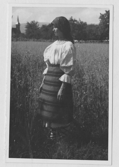 23. Photography by photostudio 'Decorativa', from The Ethnological Archive of The National Museum of the Romanian Peasant, Bucharest, collection Popular Art Museum Collection, Photography on Paper, reference code MAP -4216, (between 1880 - 1956)